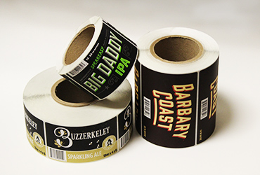 BOX & PACKAGING LABELS